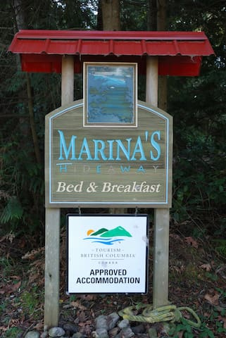 Gourmet B&B in Tranquil Nature - Gabriola - Bed & Breakfast