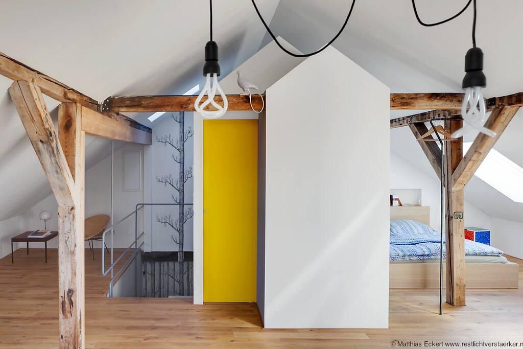 Das Bauhaus im Bauhaus! Dein Badezimmer.