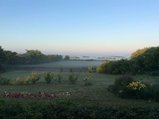 Morgen på Olde