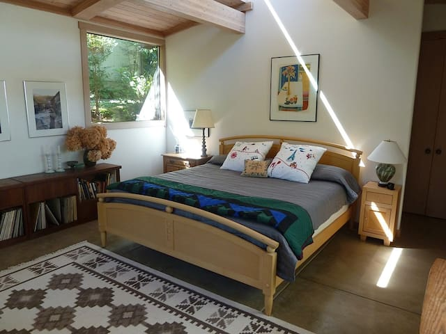 Maple Cottage - Peaceful & Elegant - Point Reyes Station - Haus