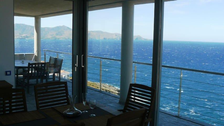 Brand new villa with great views - El Port de la Selva - Rumah