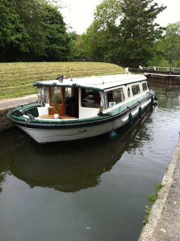 Floating, Cruising Apartment in Bath! - Bath and North East Somerset - Boat