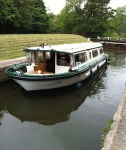 Floating, Cruising Apartment in Bath! - Bath and North East Somerset