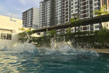 Kalista 1 Residence Seremban with Pool View