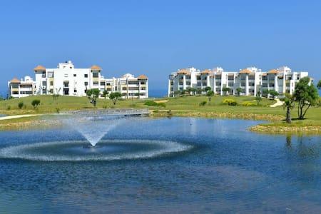 Appartement meublé au complexe Asilah marina Golf