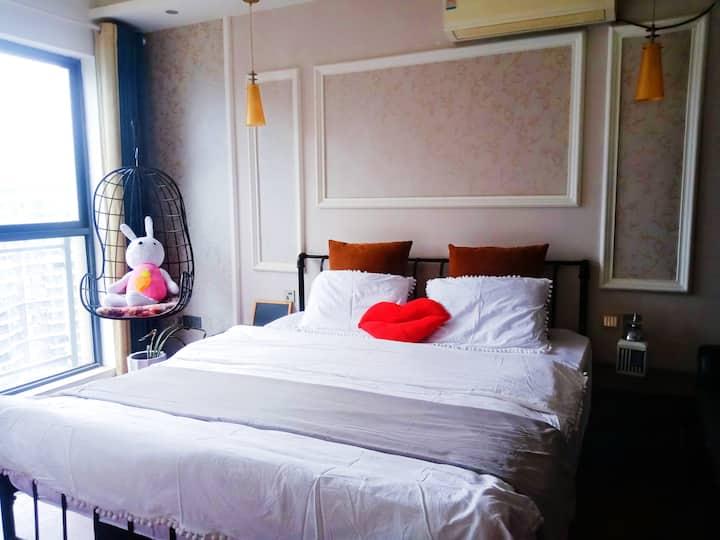 绵阳·红·跃进路404商业圈高档电梯公寓两室