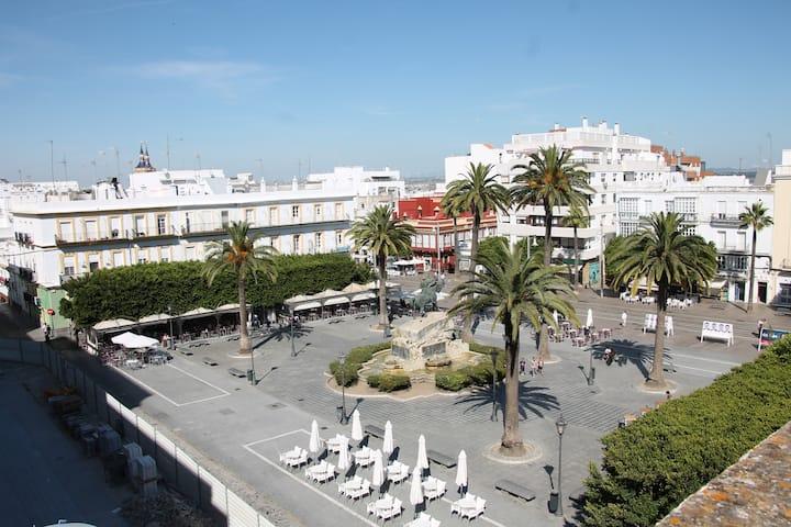 Lujoso Piso Plaza Rey - Ayuntamiento (WIFI)
