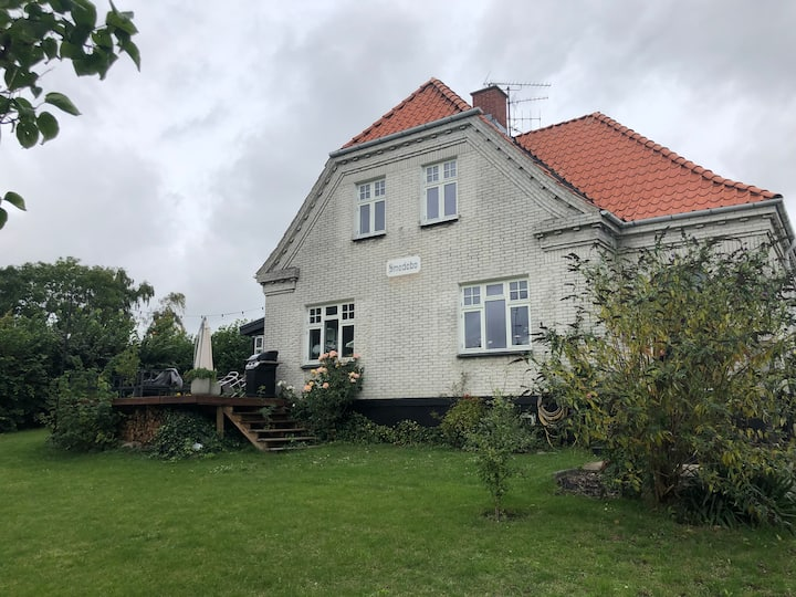 Beautiful house close to the city and nature
