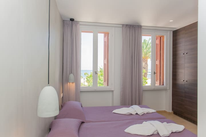Civitas Boutique Hotel - Standard Room Sea View - Rethymno - Bed & Breakfast