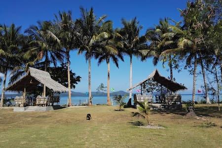 Kahamut-an Backpacker room1 - Puerto Princesa