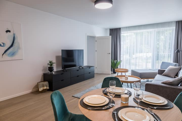 Apartments Laisve #2 (66m²)