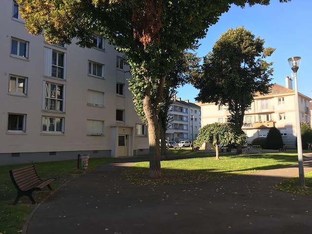 Appartement centre-ville de Beauvais