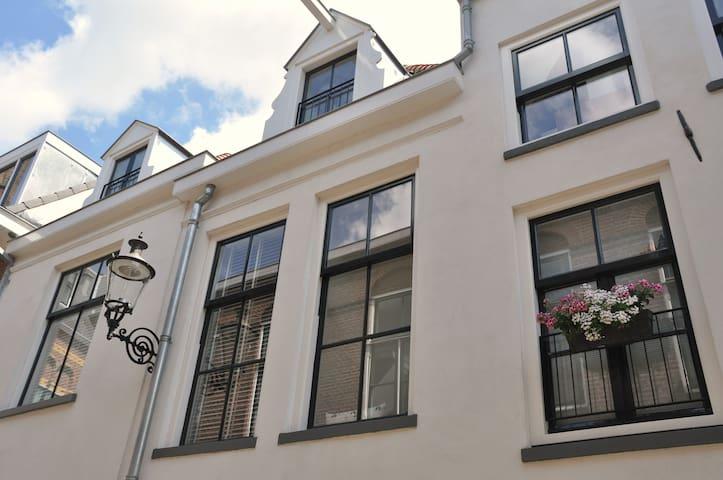 Ruime, frisse woning midden in het centrum - Deventer - Casa