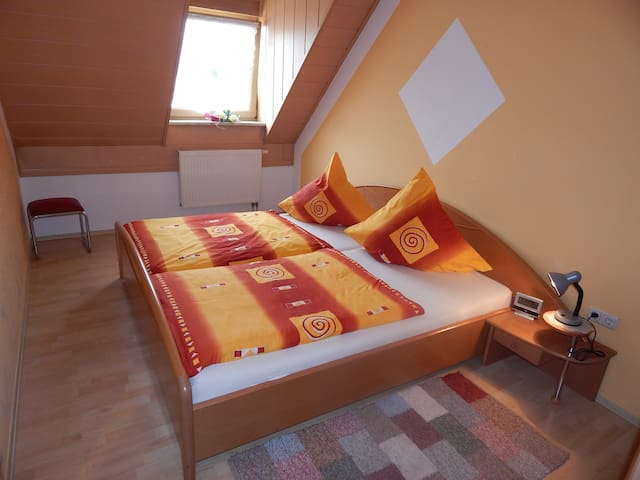 gemütliche Ferienwohnung 35m² für 2 Personen - Kelheim - Huoneisto