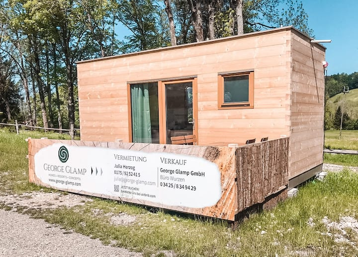 "Tiny House ""Woody"""