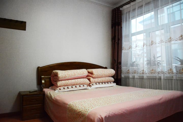 Comfortable house with amazing view! - 哈尔滨市尚志市亚布力 - Willa