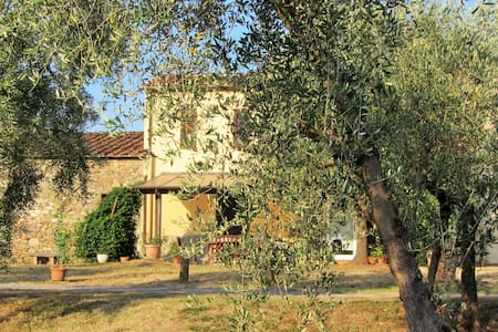 Authentic tuscan paradise - Капаннури - Дом