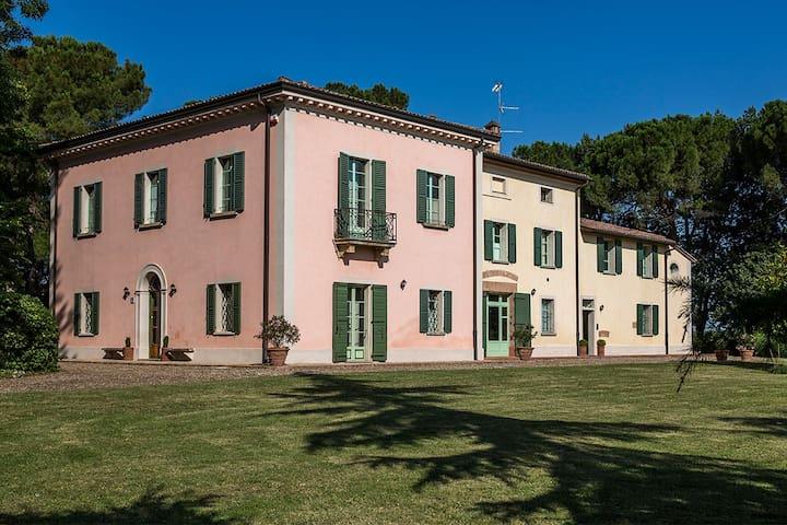 Appartamento Anna in Villa Calanco a Dozza