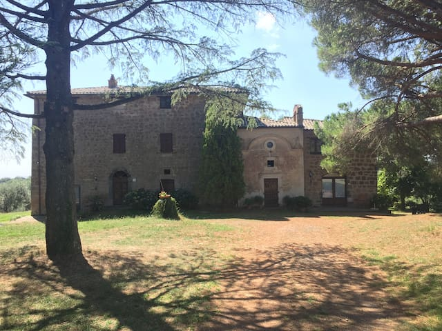 Appartamento CEDRO in antico casale a Lubriano - Lubriano - Apartment