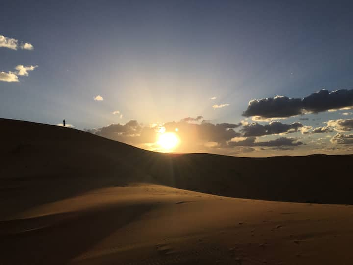 Khamlia Desert Tours, Trekking & Camel Rides