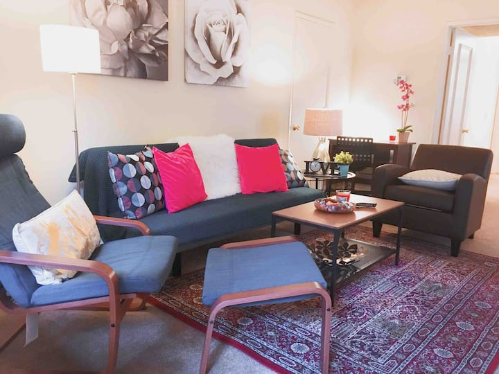 1B1B APT with Patio in RL close to DTLA & Disney