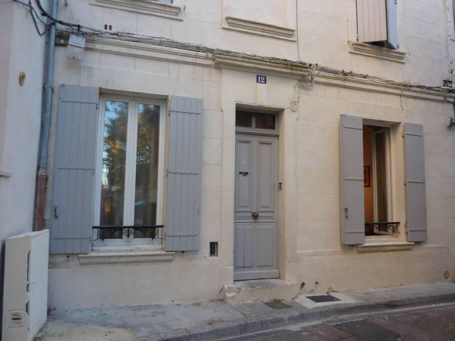 Intra Muros Avignon Appart Avec Cour Appartamenti In
