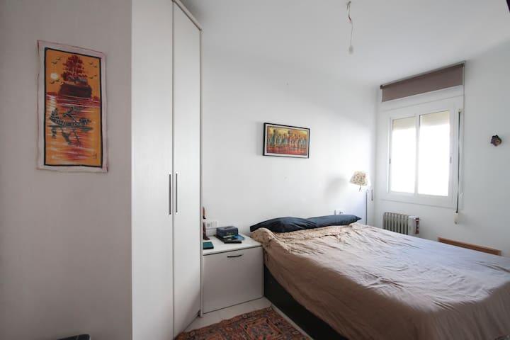 Practical apartment & neighbourhood - Cornellà de Llobregat - Pis