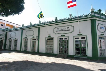 Pousada Frederic lindas suítes - Canavieiras