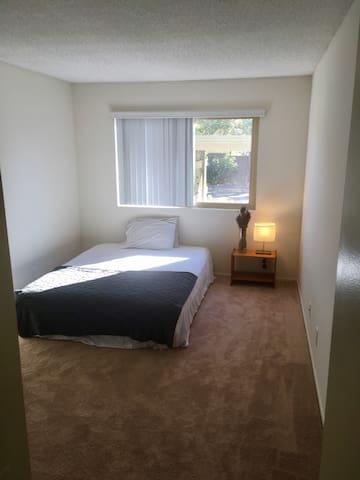 Large private room w/pool near Santa Barbara