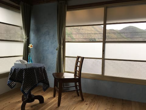 Cozy Traditional House TAKESHI in Nagano