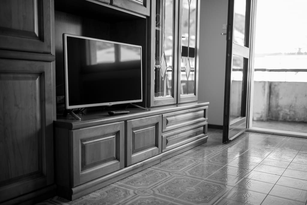 Livingroom - full HD television