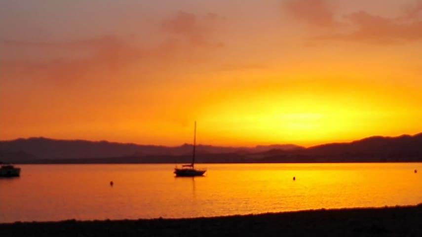 Apt Puesta de Sol/Sunset apt @LA_AZOHIA