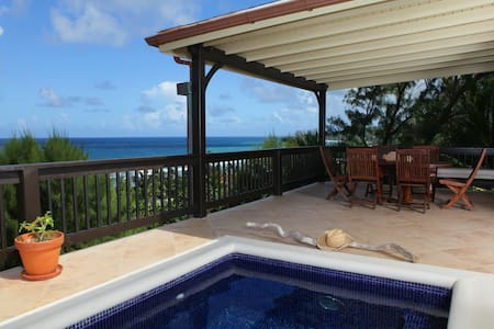 Tropical Oasis East Coast Barbados - Bathsheba - Huis