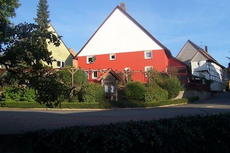 Privatwohnung, Ferienwohnung - Bad Pyrmont - House