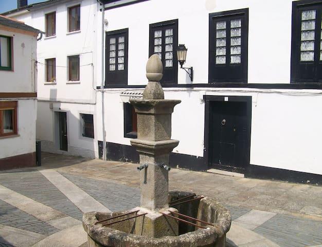 cuatro caños - Ribadeo - Casa