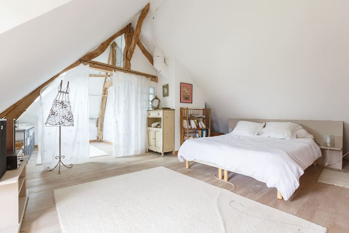 One suite for 2  in Country House
