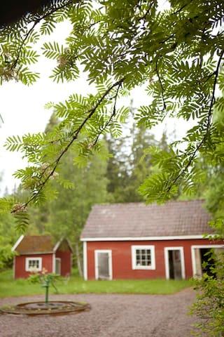 Unique and picturesque in Sweden - Nässjö