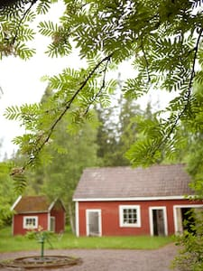 Unique and picturesque in Sweden - Nässjö - Hus
