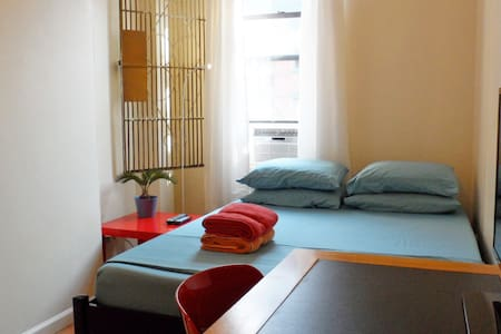 Clean Room, Central Location in NYC - New York - Wohnung
