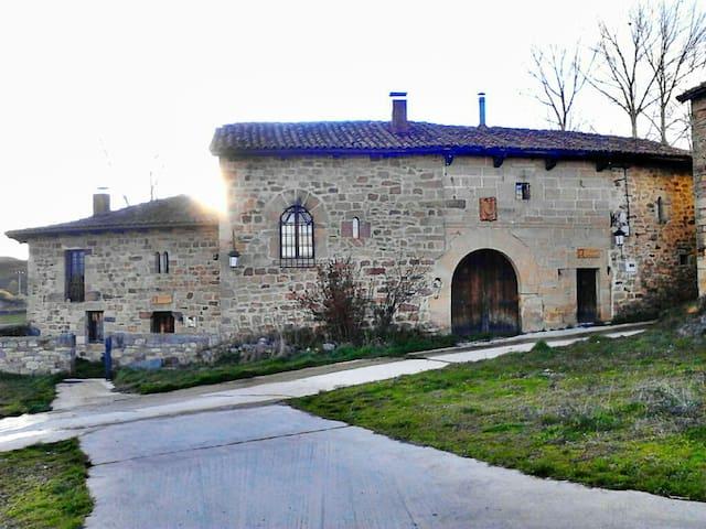 Encantadora casa del siglo XVIII - Santa María de Nava - Haus
