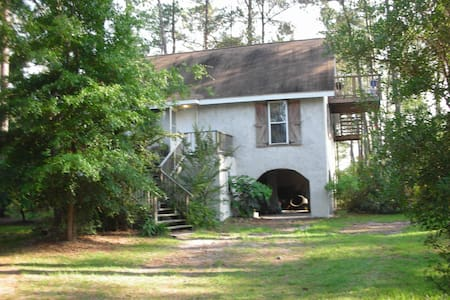 My Sapelo Retreat