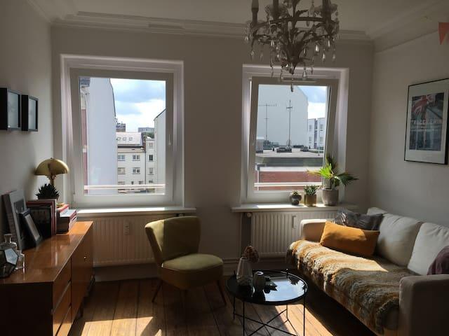 Urban room in the heart of St. Pauli