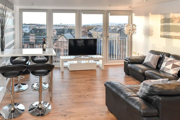 Amazing 2 Bedroom Apartment Close To City Centre