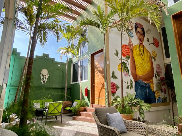 Ideal for friends unbeatable location in Tulum