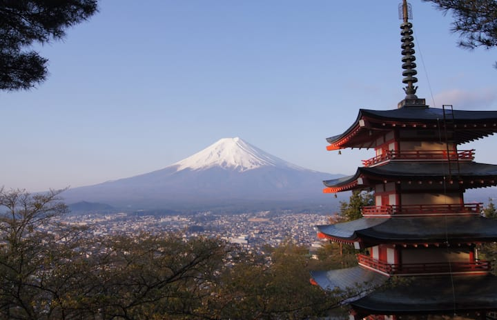 Fujisan YOU Apartment 203  Mt. Fuji view