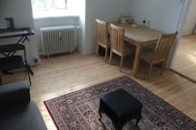 50m2 Appartment