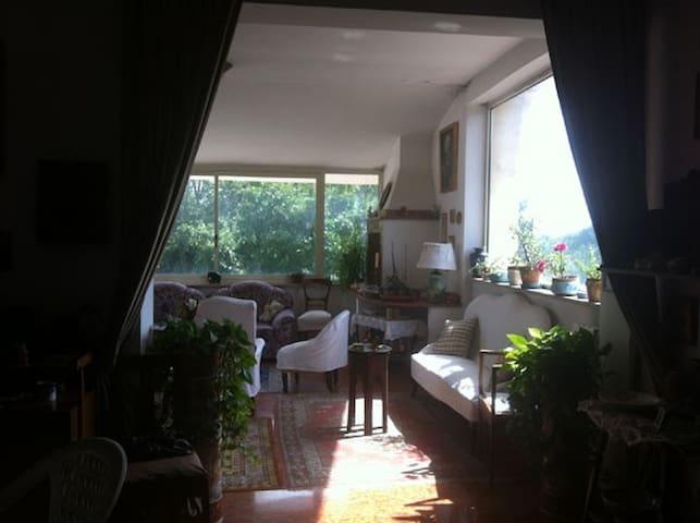 1 camera letto matrimoniale + singolo - Le Rughe - Casa de campo