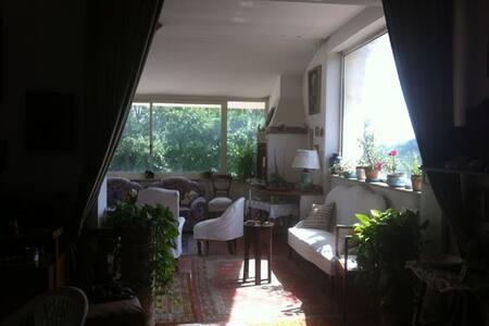 2 camera letto matrimoniale + singolo - Le Rughe