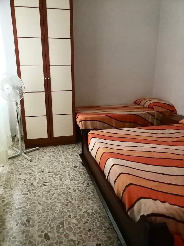 Appartamento a 80 mt dal mare
