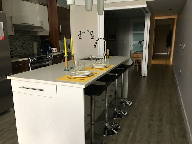30+ Day Rentals  Loft Condo in Halifax's North End